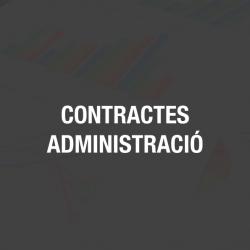 CONTRACTES-ADMINISTRACIÓ